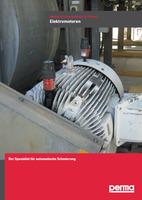 perma Schmiersysteme im Einsatz: Elektromotoren