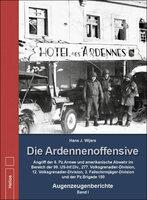 Helios-Verlag, K.-H. Pröhuber, Doku: Wijers: Die Ardennenoffensive Band I, ISBN 978-3-86933-106-5