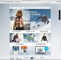 mzentrale relauncht den BOGNER Onlineshop