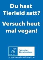 """Deutsches Tierschutzbüro e.V. unterstützt die vierte """"Wir haben es satt"""" Demonstration in Berlin"""