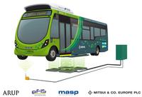 """Härtetest in Großbritannien für kabellos geladene Elektrobusse -Transportministerin: """"Wenn es hier funktioniert, wird es überall funktionieren"""