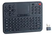 GeneralKeys Multimedia-Funktastatur MFT-2620.TP mit Touchpad