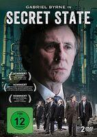 DVD Secret State - packender TV-Politthriller mit Gabriel Byrne