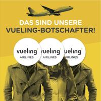 Vueling startet mit neuen deutschen Markenbotschaftern in das Jahr 2014