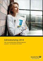 Deutsche Post Direkt veröffentlicht Adresskatalog 2014