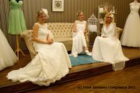 Vorbereitungen zur Premiere der Hochzeits- und Festmodenmesse »Traut Euch!« in Brüggen laufen auf Hochtouren