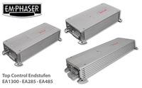 Power-Upgrade fürs Auto: Emphasers Top Control Verstärker