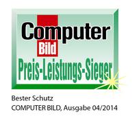 Computer Bild: G Data InternetSecurity 2014 bietet den besten Schutz