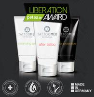 TattooMed® nominier für den Liberty Award 2014