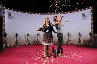 360ties emotion punktet mit Twister in Dortmund - live begeistern - online teilen