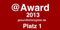 Mehr als 7000 medizinische Websites bewertet - Ergebnise auf gesundheitsregister.de