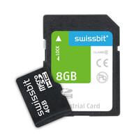 Neue SD und MICRO SD Karten von Swissbit mit extrem langem Datenerhalt