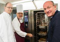 Bayerns modernste Klinik-Küche setzt Maßstäbe