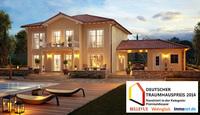 Das Voting ist eröffnet: Deutscher Traumhauspreis 2014 mit Kern-Haus