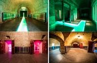 Das Maienzeit Carrée: Neue kulturelle Maßstäbe dank Installation, Beschallung und Beleuchtung mit modernster Veranstaltungstechnik aus München-Forstinning