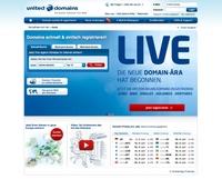 united-domains ist Marktführer in Europa bei den neuen Domain-Endungen