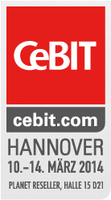 iiyama auf der CeBIT 2014 -   Large Format Displays und Multitouch im Mittelpunkt