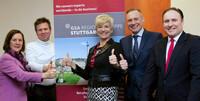 Neue Paten der GSA Regionalgruppe Stuttgart