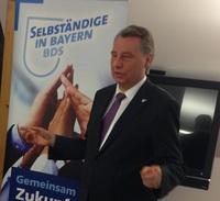 Reinhard Häckl begrüßt Ausbildungsinitiative in Landsberg als Chance