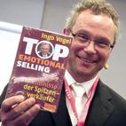 """Kongress: Ingo Vogel hält Vortrag zum Thema """"Emotionales Verkaufen"""" beim Wirtschaftsforum Singen"""