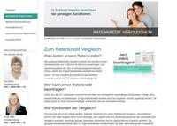 Beschleunigte Kreditvermittlung durch neues Onlinefeature