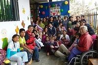 Perspektiven für behinderte Jugendliche in Peru