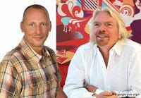 Kongress in Hamburg mit Unternehmer-Rockstar Richard Branson
