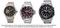 Seiko ist neuer Distributor für J.Springs Uhren