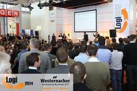 Westernacher Live-Demos auf der LogiMAT 2014 zur Optimierung von Lager-, Transport- und Logistikprozessen mit der SCE-Plattform