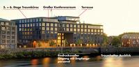 ecos office center: Neues Leben im Bremer Beluga-Tower - aus der opulenten Chefetage ist ein repräsentatives Business Center geworden