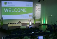 Impulsgeber Energiespeicher: Kongressmesse Energy Storage auf internationalem Erfolgskurs    Düsseldorfer Messegesellschaft gestaltet dynamischen Prozess der Branche mit