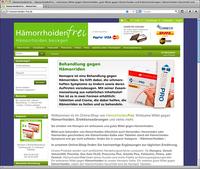 HämorrhoidenFrei - Wieder mehr Lebensqualität per Mausklick, bei Hämorrhoiden-Leiden und mehr!
