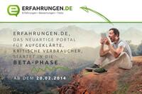 Erfahrungen.de: Das kritische Verbraucherportal mit Erfahrungen, Bewertungen und Tests
