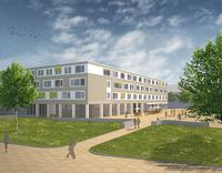 WOLFF & MÜLLER: Neues Quartierzentrum für die Caritas