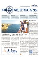 Kreuzfahrt-Zeitung erhöht Auflage auf 550.000