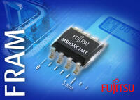 Fujitsu Releases New 1-Mbit FRAM Product with I²C Interface