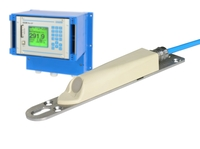 Mini Sensor - Hochgenau bei geringen Fließhöhen