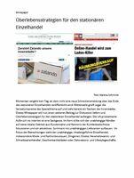 zentrada Whitepaper: Überlebensstrategien für den stationären Einzelhandel