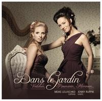 """Präsentationskonzert der neuen CD """"Dans le jardin"""" von Meike Leluschko und Jenny Ruppik"""