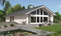Zeitgemäßes Wohnen auf einer Ebene: Fingerhut Haus stellt neuen Bungalow vor