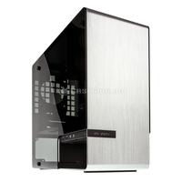 Exklusiv bei Caseking: IN WIN 901 Mini-Tower mit edlem Aluminium-Grundgerüst, stylishem Design und schwarz getönten Scheiben