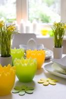 Ostern im Kerzenschein