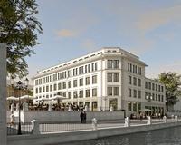 "Bauprojekt ""HQ Humboldt Potsdam"" ergänzt Potsdams neue Mitte um imposantes Wohn- und Geschäftshaus"