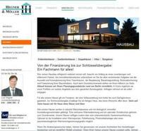 Hausbau von der Finanzierung bis zur Schlüsselübergabe