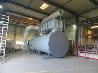 HTT liefert Thermalölanlage mit Luftvorwärmer für Indorama Polen aus