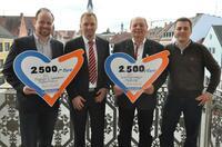 Sparda-Bank München belohnt Nachhaltigkeit Pfaffenhofens