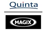 Quinta distribuiert neue Versionen von MAGIX Software