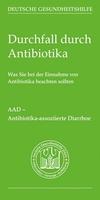 Durchfall durch Antibiotika