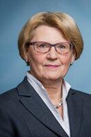Bundes-CIO Cornelia Rogall-Grothe spricht auf dem automotiveIT Kongress 2014
