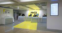 Hertz eröffnet Flagship-Station am Frankfurter Flughafen